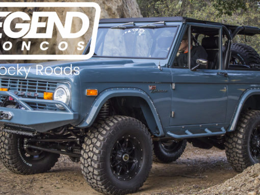 The Legend Ford Bronco
