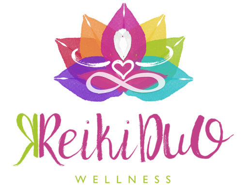 New Logo for Reiki Duo